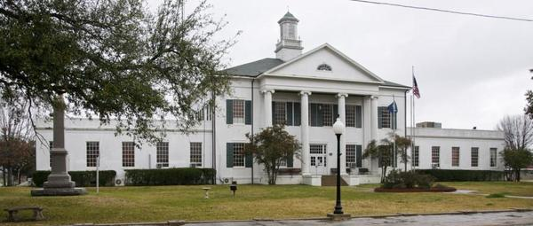 madison parish la courthouse